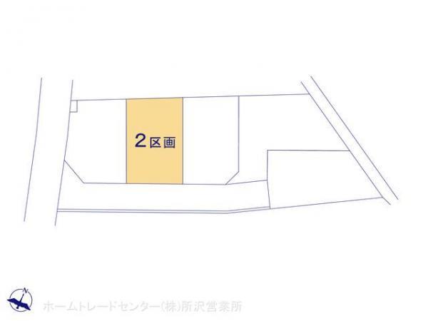 土地 埼玉県入間市大字野田1210-1 西武池袋線仏子駅 1850万円