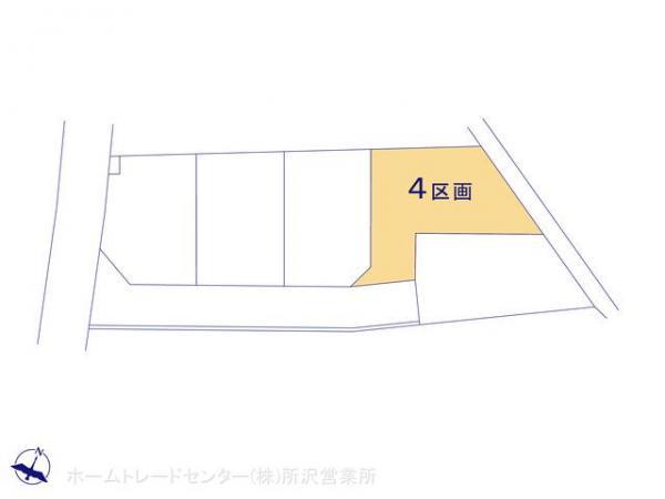 土地 埼玉県入間市大字野田1210-1 西武池袋線仏子駅 1540万円