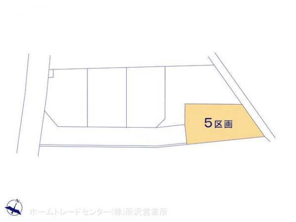土地 埼玉県入間市大字野田1210-1 西武池袋線仏子駅 1650万円