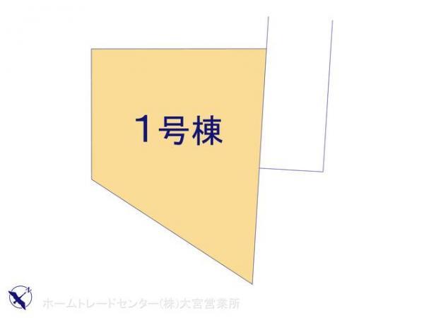 新築戸建 埼玉県上尾市大字小敷谷362-13 JR高崎線上尾駅 1980万円