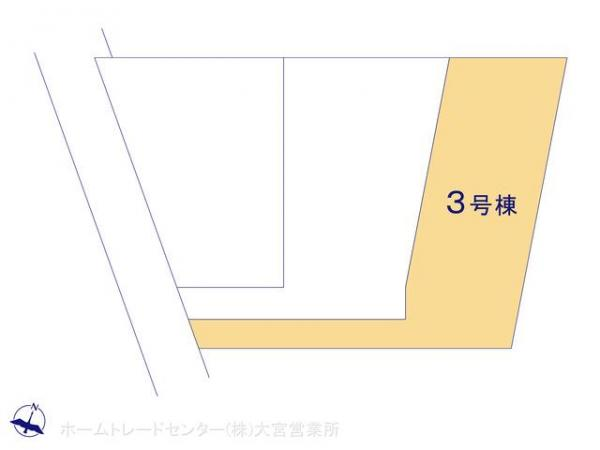 新築戸建 埼玉県上尾市大字平塚822 JR高崎線上尾駅 2598万円