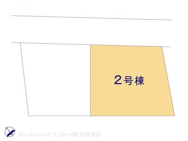 新築戸建 千葉県松戸市常盤平双葉町3-7 JR武蔵野線新八柱駅 3290万円