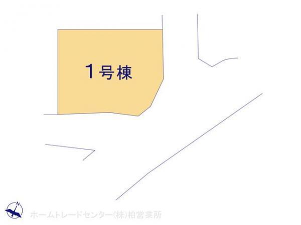 新築戸建 千葉県柏市増尾8丁目684-6 東武野田線逆井駅 2390万円