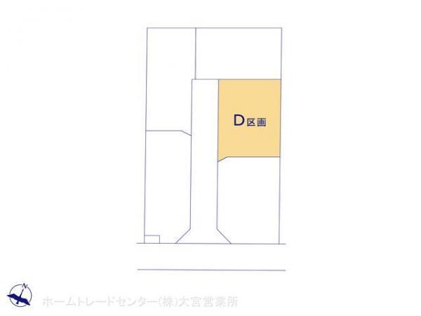 土地 埼玉県上尾市緑丘2丁目6-21 JR高崎線北上尾駅 2780万円