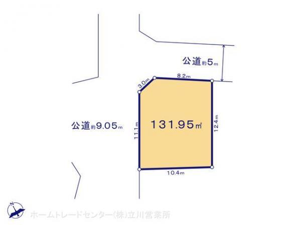 土地 東京都八王子市散田町3丁目43 JR中央線西八王子駅 2780万円