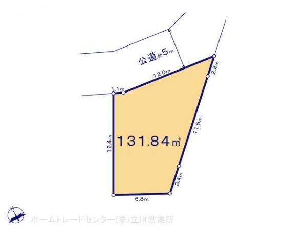 土地 東京都八王子市散田町3丁目43 JR中央線西八王子駅 2530万円