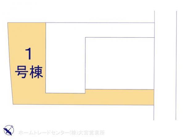 新築戸建 埼玉県鴻巣市人形4丁目2650-12 JR高崎線鴻巣駅 1690万円