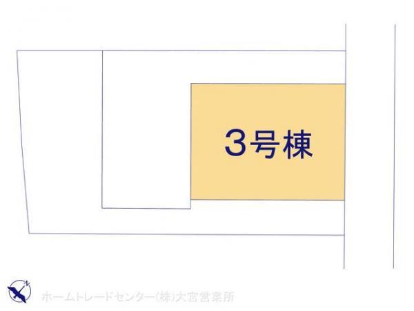 新築戸建 埼玉県鴻巣市人形4丁目2650-12 JR高崎線鴻巣駅 1990万円