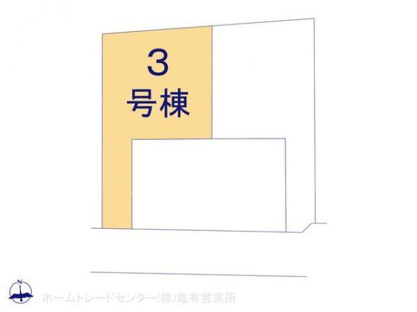 新築戸建 埼玉県三郷市幸房532 JR武蔵野線三郷駅 2890万円