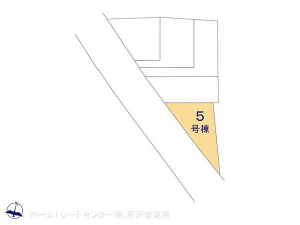 新築戸建 埼玉県川越市大字的場584-4 JR川越線的場駅 2080万円