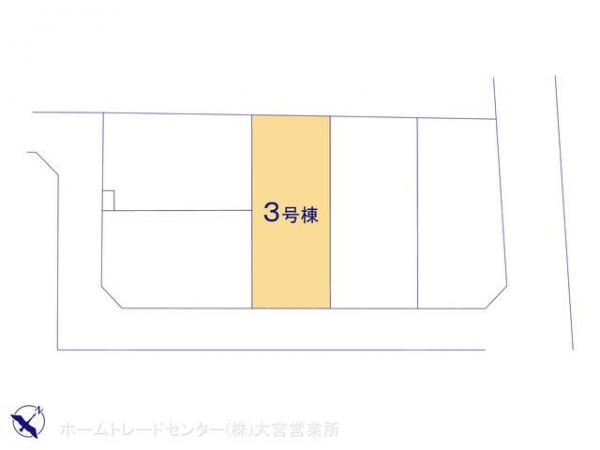 新築戸建 埼玉県上尾市大字壱丁目339-5 JR高崎線上尾駅 2880万円