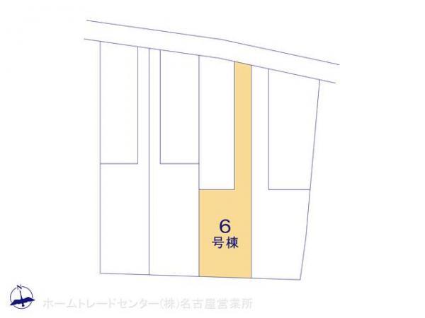 新築戸建 愛知県愛西市鵜多須町中道140 名鉄尾西線丸渕駅 1590万円