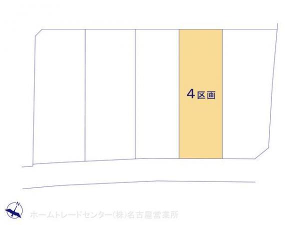土地 愛知県常滑市塩田町4丁目61 名鉄常滑線常滑駅 860万円