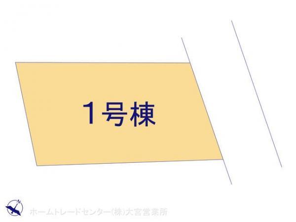 新築戸建 埼玉県上尾市大字平塚2135-89 JR高崎線上尾駅 2030万円