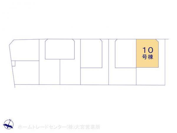 新築戸建 埼玉県さいたま市西区大字佐知川388-1 JR川越線指扇駅 2280万円