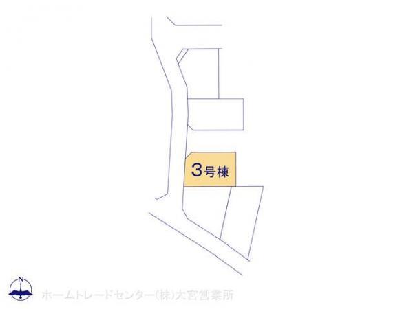 新築戸建 埼玉県さいたま市西区三橋6丁目1373-23 JR川越線西大宮駅 2878万円