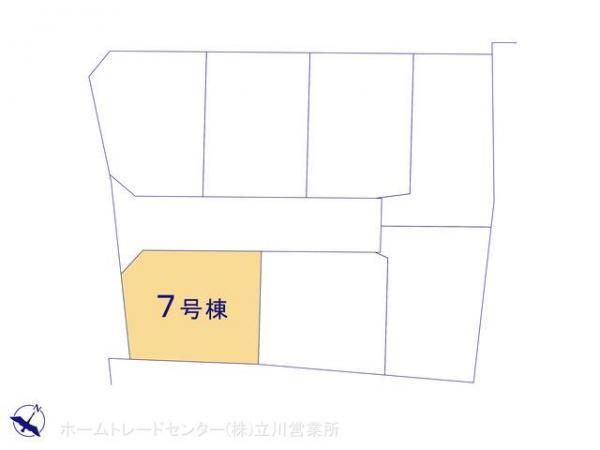 新築戸建 東京都八王子市諏訪町337-1 JR中央線八王子駅 1980万円