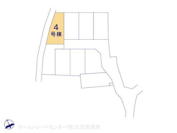 新築戸建 埼玉県さいたま市西区大字島根655-5 JR京浜東北線大宮駅 2290万円