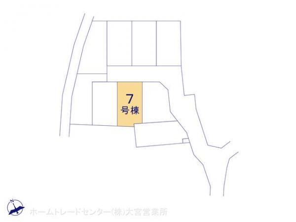 新築戸建 埼玉県さいたま市西区大字島根655-8 JR京浜東北線大宮駅 2390万円