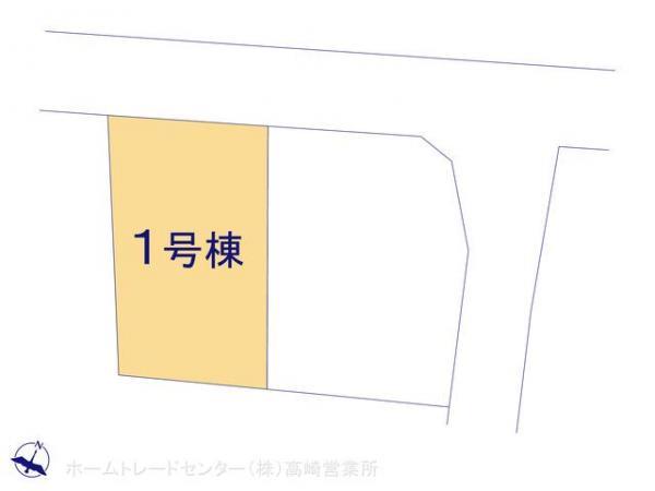 新築戸建 群馬県高崎市棟高町221-4 JR高崎線高崎駅  2190万円