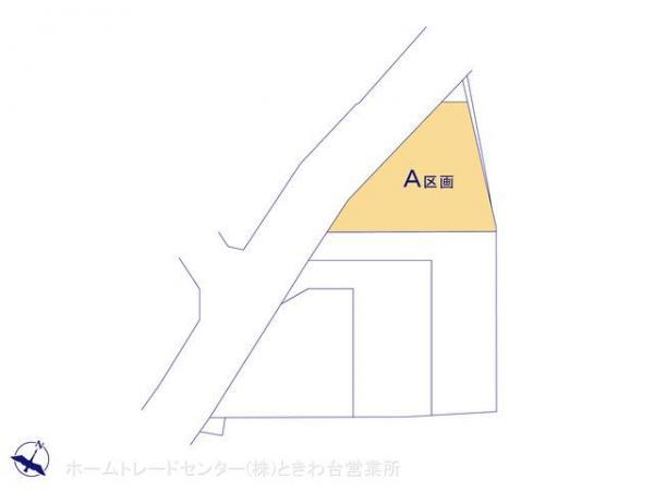土地 埼玉県ふじみ野市苗間572-2 東武東上線ふじみ野駅 2247万円