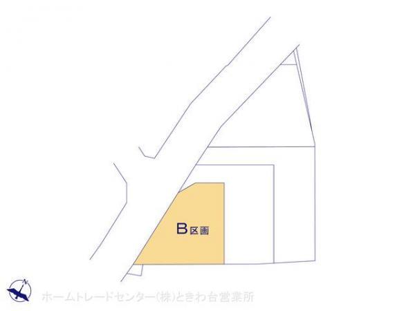 土地 埼玉県ふじみ野市苗間572-2 東武東上線ふじみ野駅 2246万円