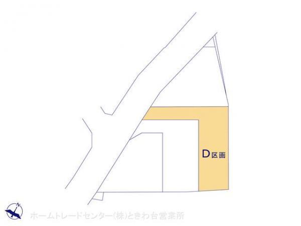 土地 埼玉県ふじみ野市苗間572-2 東武東上線ふじみ野駅 2069万円