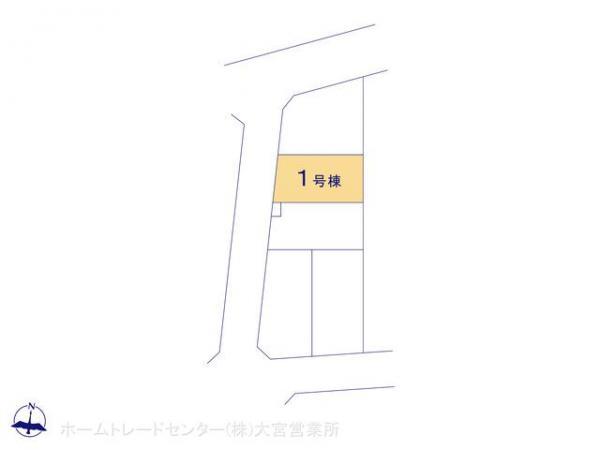 新築戸建 埼玉県上尾市小泉9丁目2-26 JR高崎線北上尾駅 2580万円