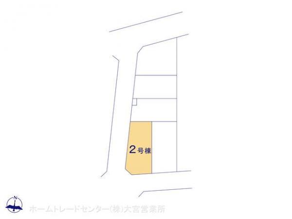 新築戸建 埼玉県上尾市小泉9丁目2-6 JR高崎線北上尾駅 3280万円