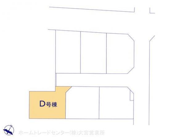 新築戸建 埼玉県上尾市大字上尾村1293-1 JR高崎線上尾駅 2280万円