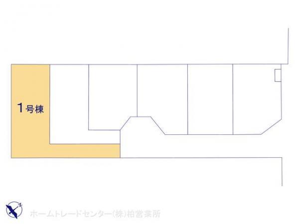 新築戸建 千葉県松戸市稔台1103-1 JR常磐線(上野〜取手)松戸駅 2980万円