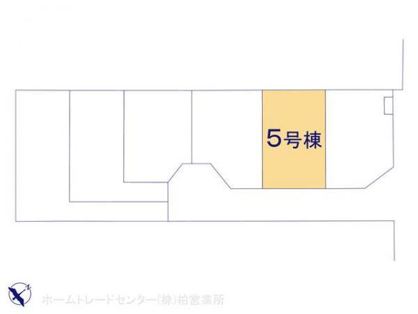 新築戸建 千葉県松戸市稔台1103-1 JR常磐線(上野〜取手)松戸駅 3180万円