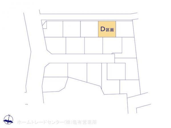 土地 東京都江戸川区北小岩8丁目23-18 北総鉄道新柴又駅 3090万円
