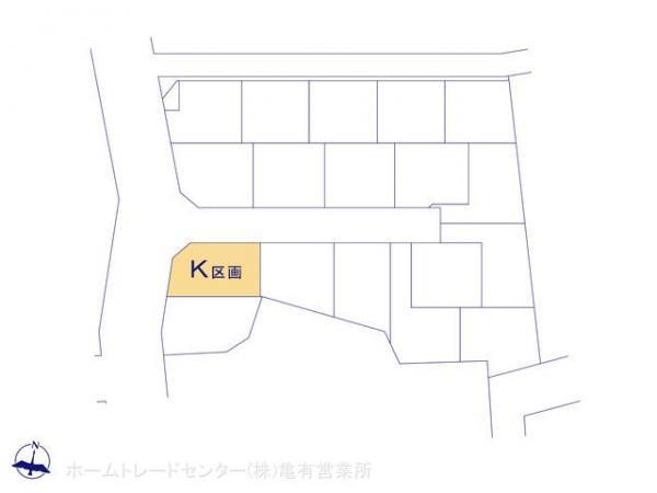 土地 東京都江戸川区北小岩8丁目23-18 北総鉄道新柴又駅 3710万円