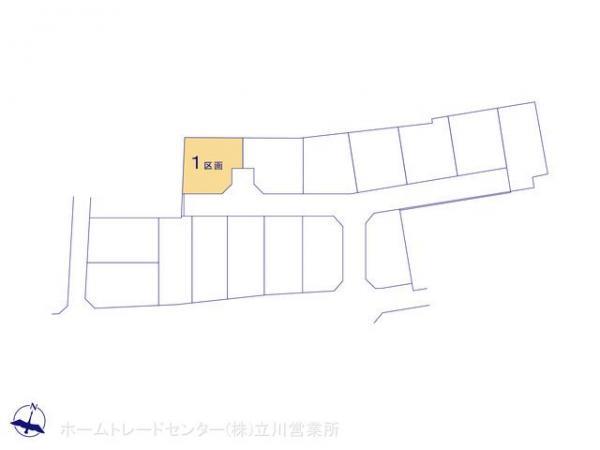 土地 東京都八王子市弐分方町78-1 JR中央線西八王子駅 1680万円