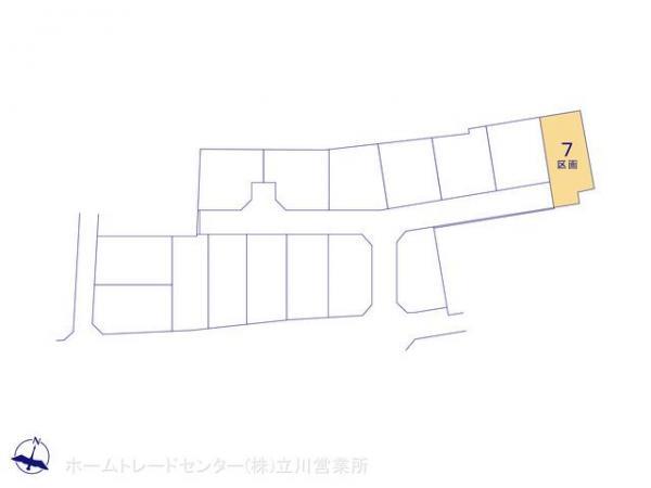 土地 東京都八王子市弐分方町78-1 JR中央線西八王子駅 1280万円