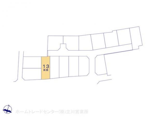 土地 東京都八王子市弐分方町78-1 JR中央線西八王子駅 1480万円