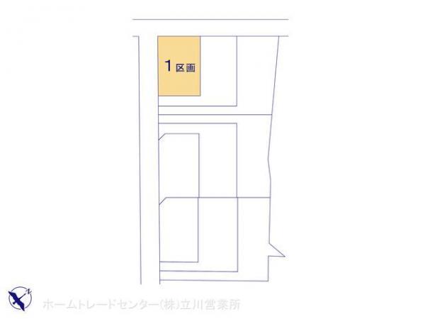 土地 東京都青梅市野上町2丁目279-1 JR青梅線河辺駅 2050万円