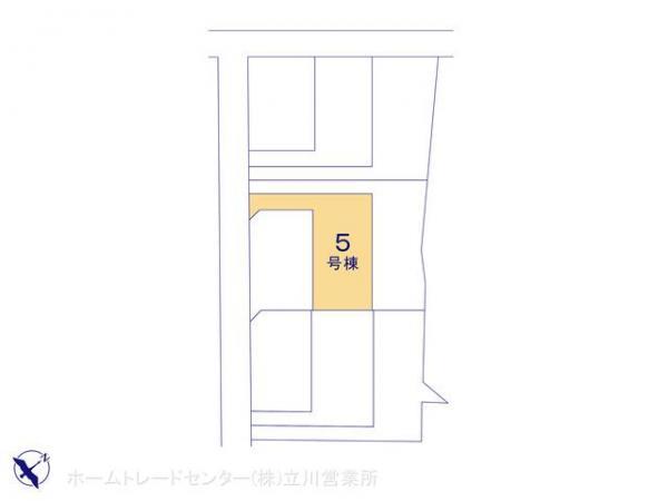 新築戸建 東京都青梅市野上町2丁目279-1 JR青梅線河辺駅 2780万円