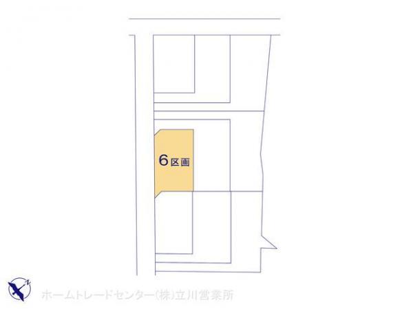 土地 東京都青梅市野上町2丁目279-1 JR青梅線河辺駅 1900万円