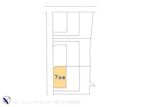 土地 東京都青梅市野上町2丁目280-3 JR青梅線河辺駅 2050万円
