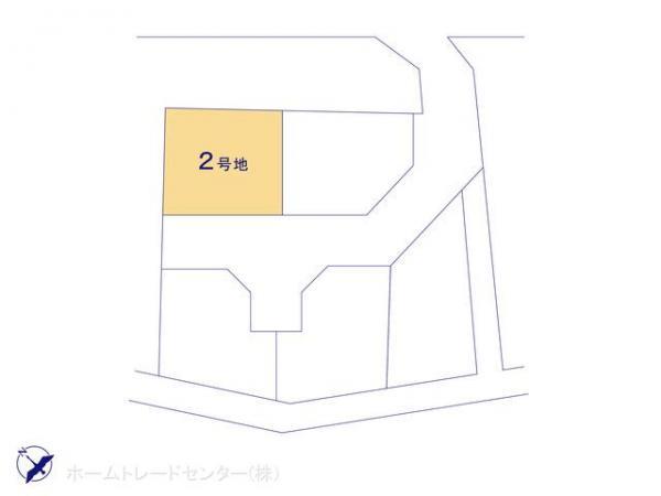 土地 東京都調布市西つつじケ丘4丁目37-8 京王線つつじヶ丘駅  4800万円
