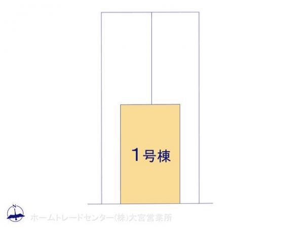 新築戸建 埼玉県さいたま市北区別所町113-14 JR高崎線上尾駅 3290万円