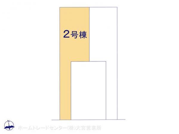 新築戸建 埼玉県さいたま市北区別所町113-14 JR高崎線上尾駅 2890万円