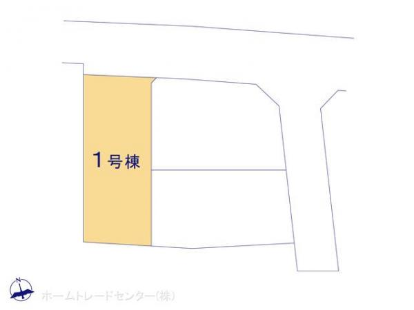 新築戸建 東京都国立市谷保4297-2 JR南武線谷保駅 3850万円