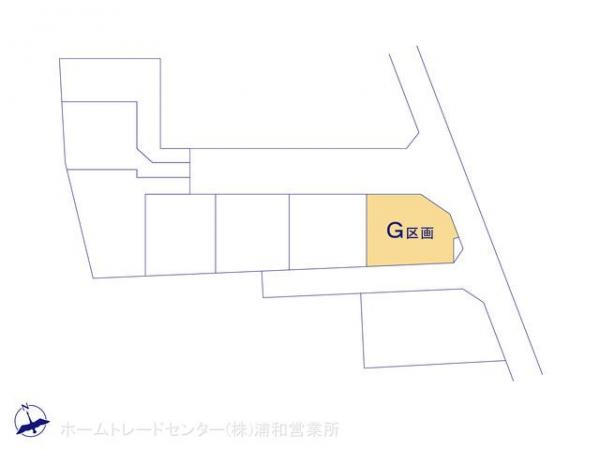 土地 埼玉県さいたま市緑区大字三室2363 JR武蔵野線東浦和駅 1890万円