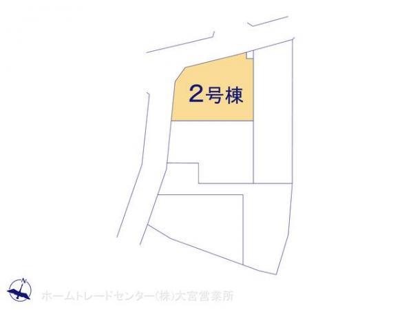 新築戸建 埼玉県上尾市大字平塚1983-1 JR高崎線上尾駅 2880万円