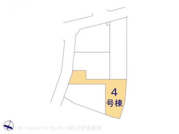 新築戸建 埼玉県上尾市大字平塚1983-2 JR高崎線上尾駅 2580万円