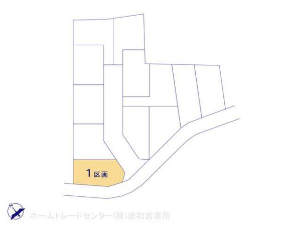 土地 埼玉県川口市大字石神162-2 埼玉高速鉄道新井宿駅 1980万円