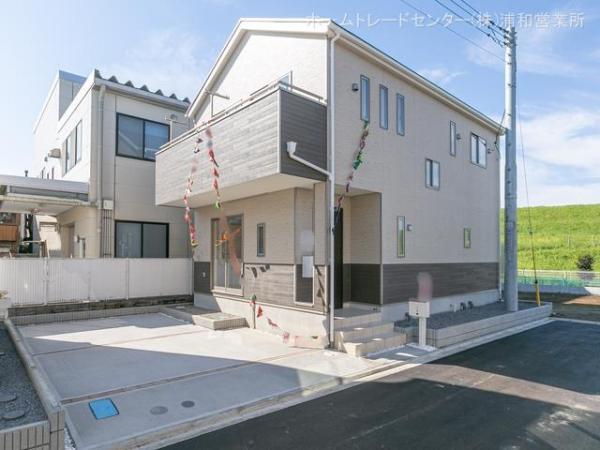 新築戸建 埼玉県さいたま市南区松本3丁目597 JR武蔵野線西浦和駅 3380万円